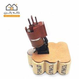 باتری دریل شارژی آاِگ 12ولت 1500 میلی آمپر 1/2SC  (خرید فقط به صورت حضوری و یا ارسال پک باتری)