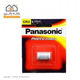 باتری لیتیوم پاناسونیک 3 ولت CR2