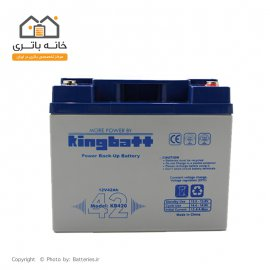 باتری سیلد اسید 12 ولت 42 آمپر کینگ بت - Kingbatt
