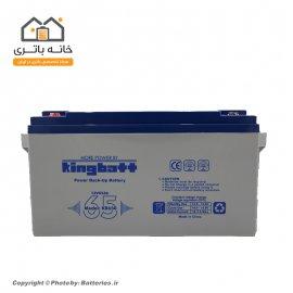 باتری سیلد اسید  12 ولت 65 آمپر کینگ بت - Kingbatt