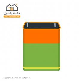 باتری سیلد اسید 12 ولت 4.5 آمپر کینگ بت