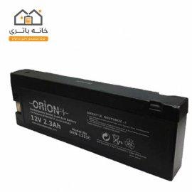 باتری 12 ولت 2.3 آمپر M1000 orion