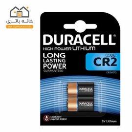 باتری لیتیوم 2 عددی دوراسل(Duracell) مدل CR2