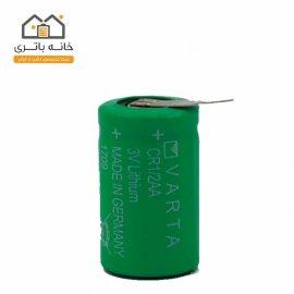 باتری لیتیوم وارتا 3 ولت CR14250 پایه دار