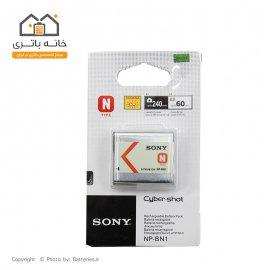 باتری دوربین عکاسی سونی  Sony Cybershot NP-BN1