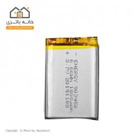 باتری لیتیوم پلیمر 3.7 ولت 1800  میلی آمپر ساعت انرژی (903450)