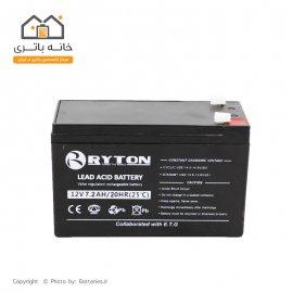 باتری سیلد اسید 12 ولت 12 آمپر ریتون - Ryton