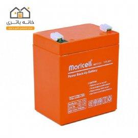 باتری سیلد اسید 12 ولت 2.8 آمپر موریسل  Moricell