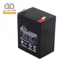 باتری سیلد اسید 12 ولت 2.9 آمپر لئوچ  Leoch