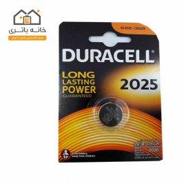 باتری سکه ای  تکی لیتیوم 2025 دوراسل (Duracell)