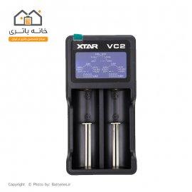 شارژر باتری اکستار لیتیوم آیون   VC2