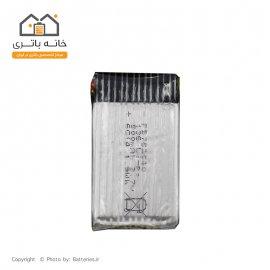 باتری لیتیوم پلیمر 3.7 ولت 500 میلی آمپر ساعت FB752540