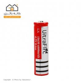 باتری 18650 لیتیوم 4.2  ولت شارژی 6800 میلی آمپر اولترا فایر - Ultra Fire
